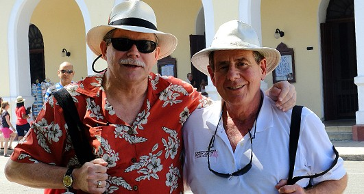 Cuba escorted group tour guides organize legal travel through Lakeshore Music's people-to-people exchange program