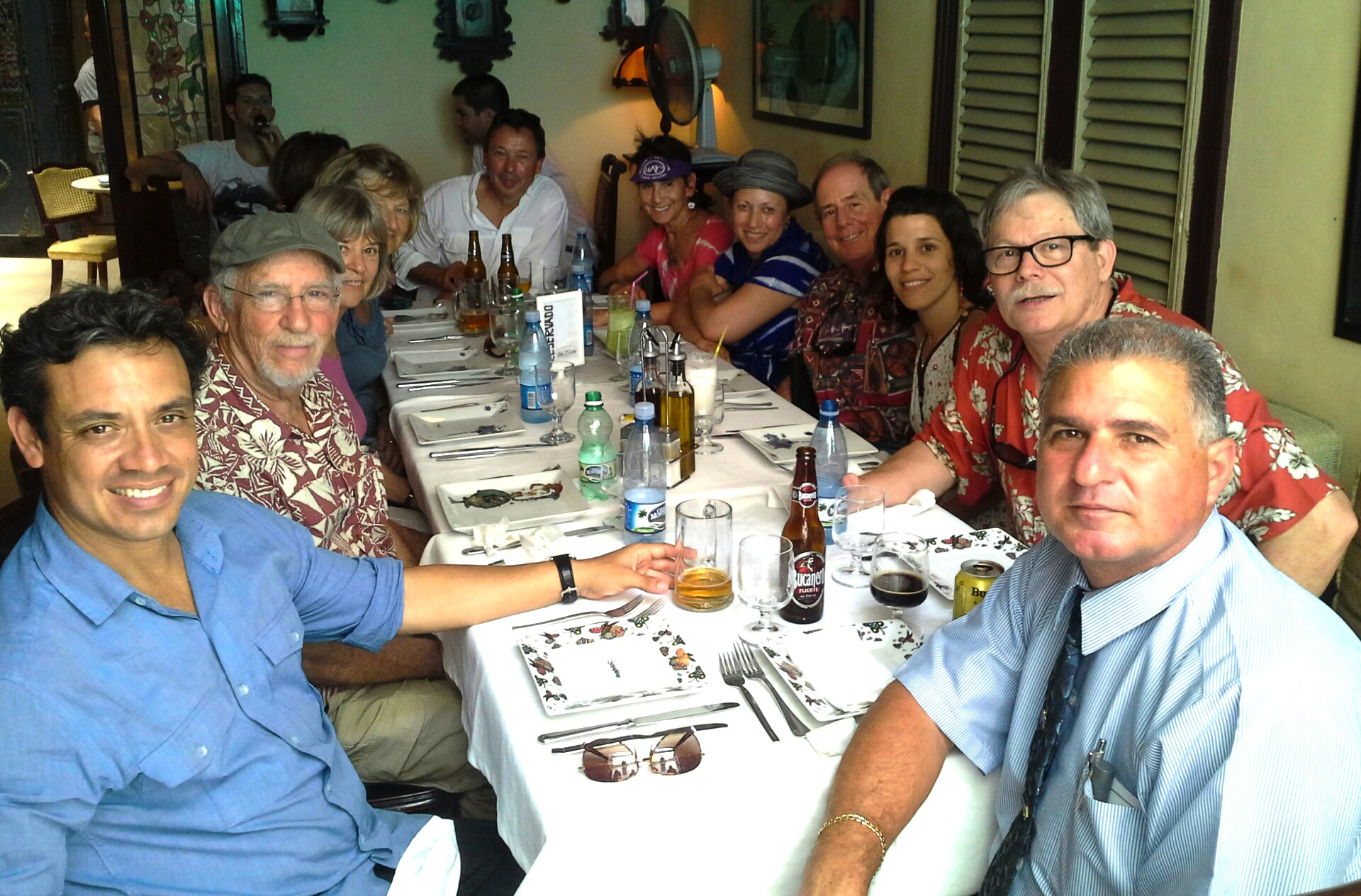 Cuba rhythm and views tour trip highlights for Group lunch