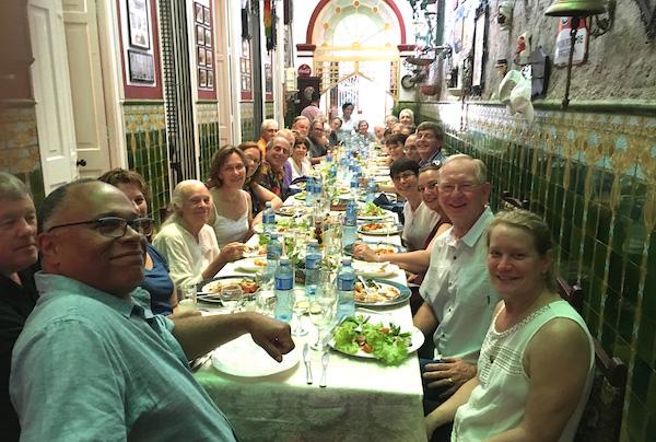 Cuba Cuisine and Paladares